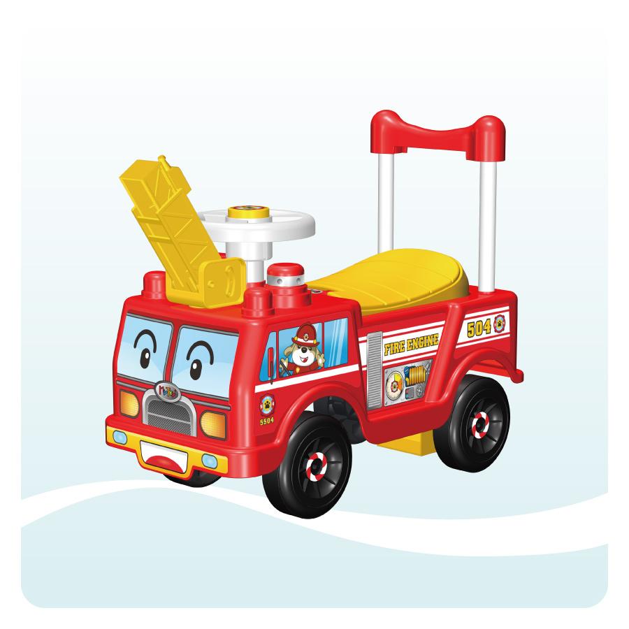 5504 FIRE ENGINE